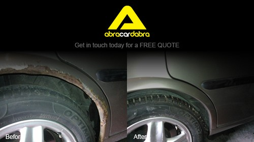 wheel arch restoration leeds