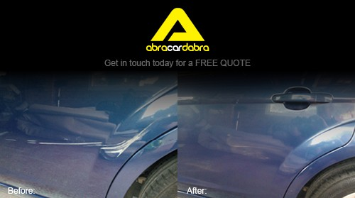 bumper scratch repair leeds